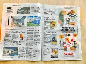 annonsering i avis