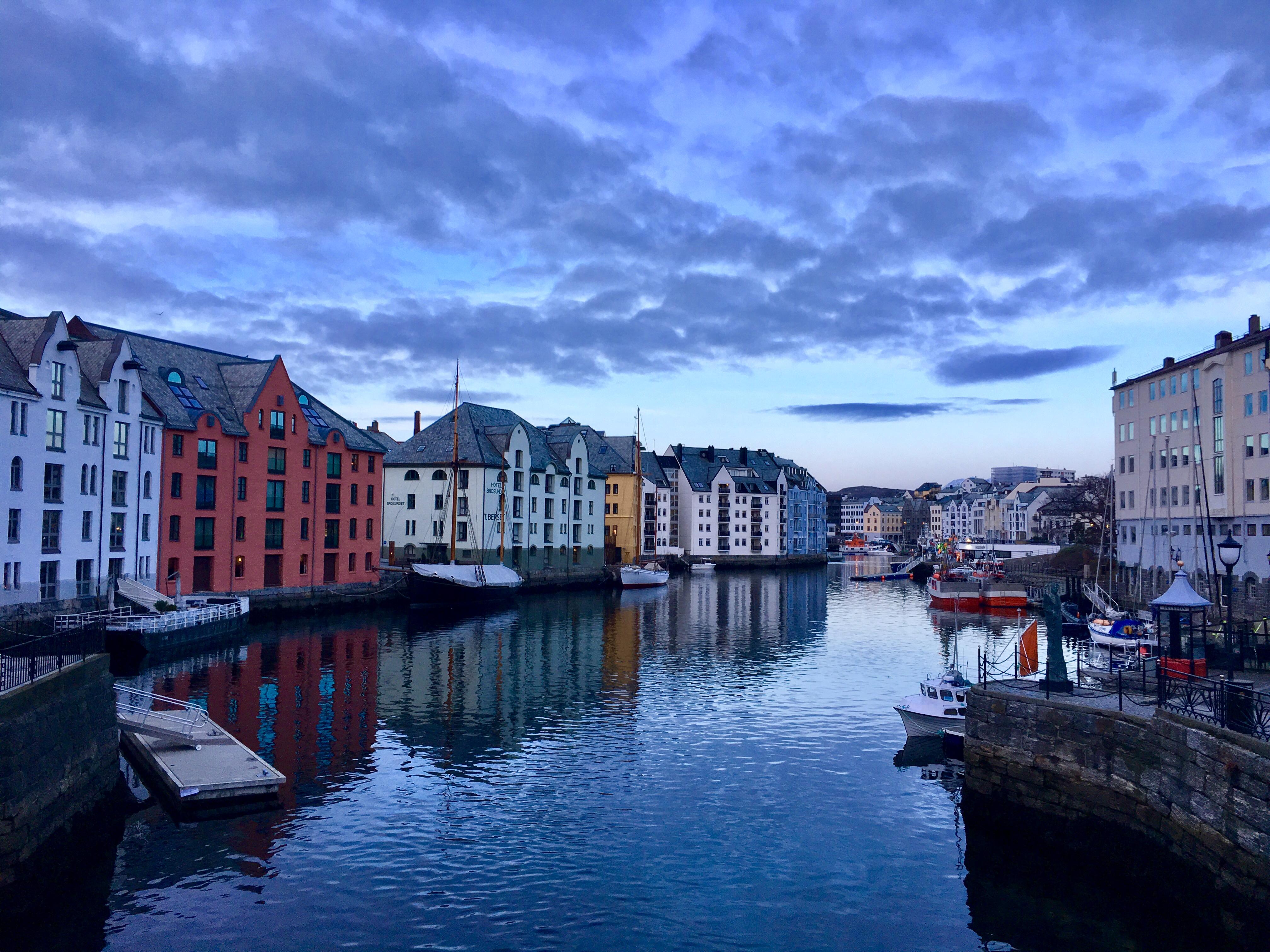 Ålesund by